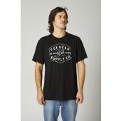 Fox BACKBONE Tech T-Shirt SS schwarz