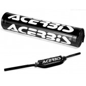 Acerbis Lenkerpolster 22mm schwarz weiss