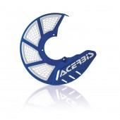 Acerbis Bremsscheibenschutz X-BRAKE VENTED blau
