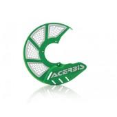 Acerbis Bremsscheibenschutz X-BRAKE VENTED grün