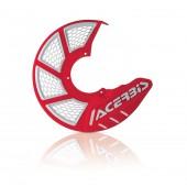 Acerbis Bremsscheibenschutz X-BRAKE VENTED rot