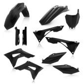 Acerbis FULL Plastiksatz Kit CRF250R 19 schwarz
