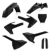 Acerbis FULL Plastiksatz Kit für Husqvarna TC85 2018 schwarz
