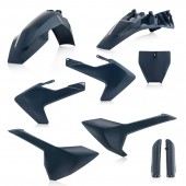 Acerbis FULL Plastiksatz Kit für Husqvarna TC85 2019 blau