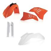Acerbis FULL Plastiksatz Kit für KTM EXC 08-11 original