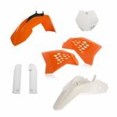 Acerbis FULL Plastiksatz Kit für KTM SX65 09/12 original