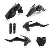 Acerbis FULL Plastiksatz Kit für KTM SX 65 19 schwarz