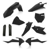 Acerbis FULL Plastiksatz Kit für KTM SX 85 2018 schwarz