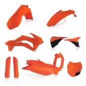 Acerbis FULL Plastiksatz Kit für KTM SX/SX-F 2015 orange