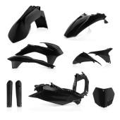 Acerbis FULL Plastiksatz Kit für KTM SX/SX-F 2015 schwarz