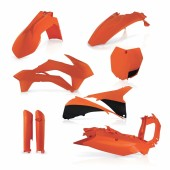 Acerbis FULL Plastiksatz Kit für KTM SX/SXF 13 orange