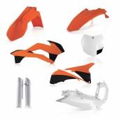Acerbis FULL Plastiksatz Kit für KTM SX/SXF 13 original