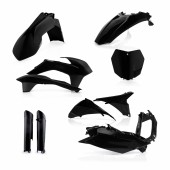 Acerbis FULL Plastiksatz Kit für KTM SX/SXF 13 schwarz