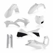 Acerbis FULL Plastiksatz Kit für KTM SX/SXF 13 weiss