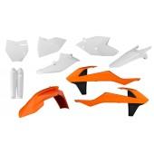 Acerbis FULL Plastiksatz Kit für KTM SX/SXF 16 original