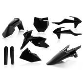 Acerbis FULL Plastiksatz Kit für KTM SX/SXF 16 schwarz