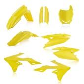 Acerbis FULL Plastiksatz Kit für Suzuki RMZ 450 2018 gelb