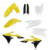 Acerbis FULL Plastiksatz Kit für Suzuki RMZ 450 2018 original