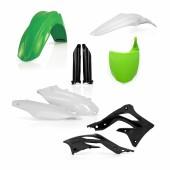 Acerbis FULL Plastiksatz Kit KXF 450 2012 grün schwarz