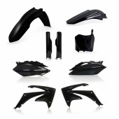 Acerbis FULL Plastiksatz Kit PLAST CRF 250 R 10 CRF 450 9.10 schwarz