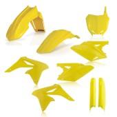 Acerbis FULL Plastiksatz Kit RMZ 250 10-12 gelb