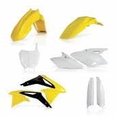 Acerbis FULL Plastiksatz Kit RMZ 450 08 original