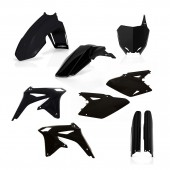 Acerbis FULL Plastiksatz Kit RMZ 450 08 schwarz