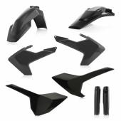 Acerbis FULL Plastiksatz Kit TE/FE 2017 schwarz