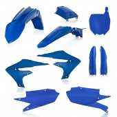Acerbis FULL Plastiksatz Kit YZF250 2019 blau