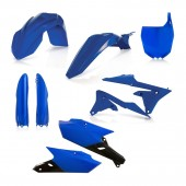 Acerbis FULL Plastiksatz Kit YZF 250 2018 blau