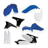 Acerbis FULL Plastiksatz Kit YZF 450 10-12 original