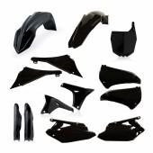 Acerbis FULL Plastiksatz Kit YZF 450 10-12 schwarz