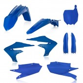 Acerbis FULL Plastiksatz Kit YZF 450 18 blau