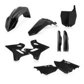 Acerbis FULL Plastiksatz Kit YZ/WR125 19 schwarz