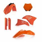 Acerbis OEM Plastikteile für KTM SX-F 07/10 orange