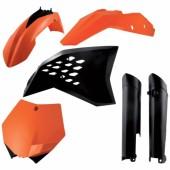 Acerbis OEM Plastikteile für KTM SX-F 07/10 original