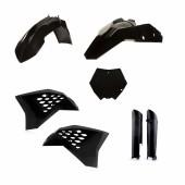 Acerbis OEM Plastikteile für KTM SX-F 07/10 schwarz