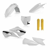 Acerbis Plastik FULL kits für Husqvarna 2014 MX original