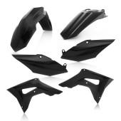 Acerbis Plastiksatz Kit für Honda CRF450R 2019 schwarz