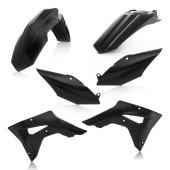 Acerbis Plastiksatz Kit für Honda CRF450RX 17 schwarz