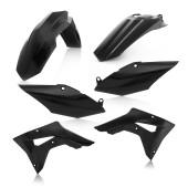 Acerbis Plastiksatz Kit für Honda CRF450RX 19 schwarz