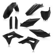 Acerbis Plastiksatz Kit für Honda CRF450RX 2017 schwarz