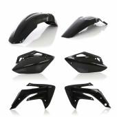 Acerbis Plastiksatz Kit für Honda CRF 150R 07-09 schwarz