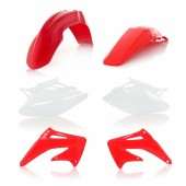 Acerbis Plastiksatz Kit für Honda CRF 450R 04 original
