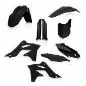 Acerbis Plastiksatz Kit für Kawasaki KXF250 2013 schwarz