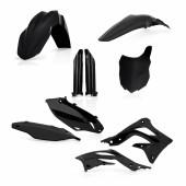 Acerbis Plastiksatz Kit für Kawasaki KXF450 2013 schwarz