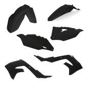 Acerbis Plastiksatz Kit für Kawasaki KXF450 2019 schwarz