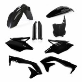 Acerbis Plastiksatz Kit für Kawasaki KXF 450 2016 schwarz