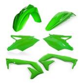 Acerbis Plastiksatz Kit für Kawasaki KXF 450 2016 USA grün