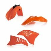 Acerbis Plastiksatz Kit für KTM 2007 orange